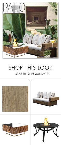 """Patio"" by lidia-solymosi on Polyvore"