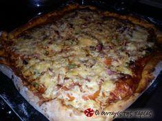 Ζύμη για αφράτη πίτσα σαν της pizza hut #sintagespareas