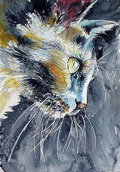 D#3 Artist Model: Cat by Kovacs Anna Brigitta