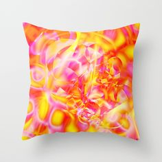 abstract,art,digital,colors,yellow,pink,orange,red ....