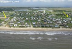 Hurricane Ike Before and After Pictures