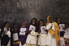 Somaliland children at School