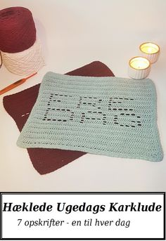 Knit Crochet, Crochet Hats, So Little Time, Pot Holders, Diy And Crafts, Embroidery, Blanket, Knitting, Retro