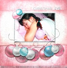 Christmas page created with KaiserCraft, Silver Bells collection by Teena Hopkins for My Scrappin' Shop. Christmas Wishes, Xmas, Christmas Scrapbook Pages, Scrapbooking Layouts, First Photo, Baby Kids, Card Making, Paper Crafts, Babies
