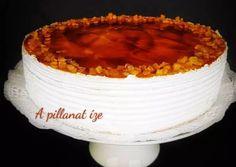 Narancsos fehércsokikrém torta | Margaréta 🌼 receptje - Cookpad receptek Cake, Desserts, Food, Caramel, Tailgate Desserts, Deserts, Kuchen, Essen, Postres