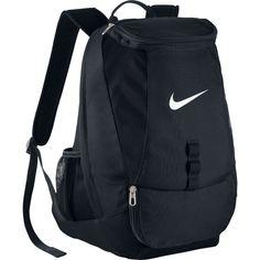 Buy Nike Club Team Swoosh Soccer Backpack Navy Blue 410 at online store Gym Backpack, Rucksack Backpack, Hiking Backpack, Black Backpack, Drawstring Backpack, Soccer Outfits, Soccer Shoes, Soccer Gear, Nike Soccer Bag