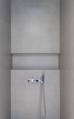 Wohngebäude G - München-Grünwald - Gramming Rosenmüller Architekten - Home decor - # Modern Crib, Bathroom Spa, Bathroom Interior Design, Detached House, Bathroom Inspiration, Decoration, Home Decor, Modern Bathrooms, Annex