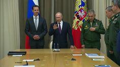 Sochi Talks Between Putin & Assad