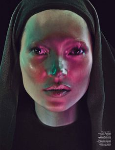 W Magazine Steven Meisel & KateMoss
