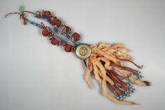 Medicine Bag Necklace. Черноногие. 1910 год.