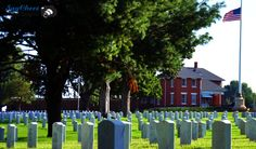 Fort Smith National Cemetery - SayCheez Photography