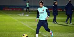 Ibcbet Main – Lionel Messi kini sudah semakin sembuh dan bisa di yakinkan untuk segera tampil melawan Getafe di ajang Copa Del Rey.