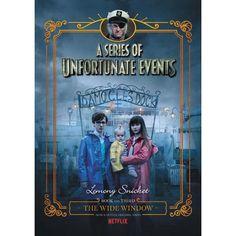 Unfortunate Events Books, A Series Of Unfortunate Events Netflix, Netflix Original Series, Netflix Series, Saga, Lemony Snicket, Netflix Originals, Three Kids, Book Format