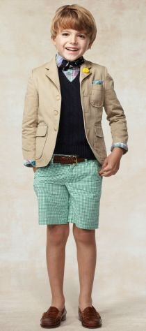 Love the shorts belt and the loafters! Would look better with just a solid polo...