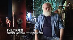 Great documentary by VICE about the legendary VFX Supervisor Phil Tippett:© Vincent Frei – The Art of VFX – 2016 Visual Effects, Documentary, Monsters, My Life, Articles, Videos, Fictional Characters, Design, The Documentary