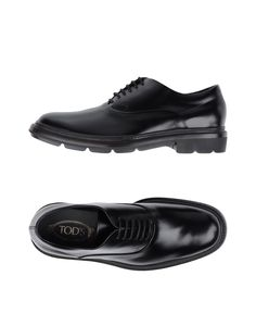 TOD'S Lace-up shoe. #tods #shoes #