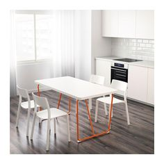 RYDEBÄCK Table - Backaryd orange - IKEA