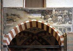 Pisanello - San Giorgio e la principessa  - affresco staccato - 1436-1438 - Chiesa di Sant'Anastasia, Verona