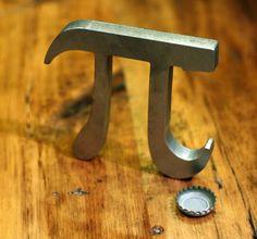 Pi bottle opener