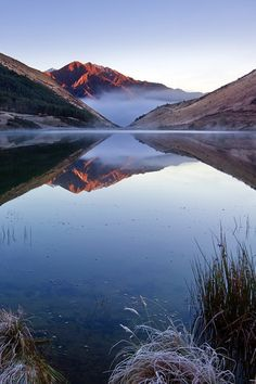 Lake Kirkpatrick, New Zealand
