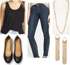 Movie Inspiration: Easy A - College Fashion