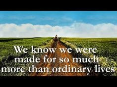 Thrive ~ Casting Crowns