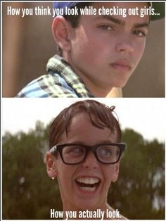My Sandlot inspired meme. My favorite movie when I was a kid!