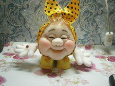Куклы из капрона. — Альбом Кукольный дом Нины Демьяненко.. | OK.RU