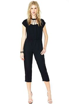 Cut to the Chase Jumpsuit