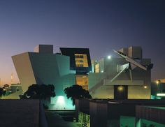 Trent Howell Arch 1390: Frank Gehry Case Study: California Aerospace Museum