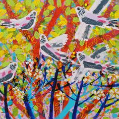 Free as the Birds by Claire West www.claire-west.com
