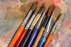 Creativity to cope with cancer; About.com #arttherapy kinda...