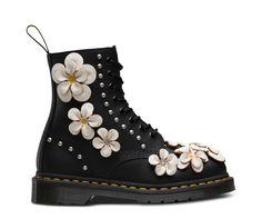 1460 PASCAL FLOWER   1460 PASCAL (8 ÖSEN)   Offizieller Dr. Martens Online Shop – DE