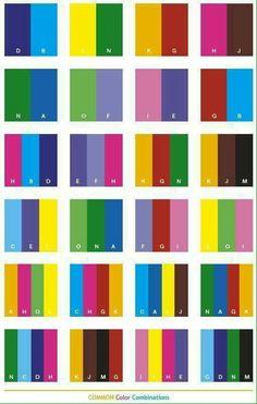 37 Hình ảnh Cách Phối Màu đẹp Nhất Bảng Phối Màu Phối Màu