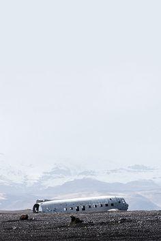 Minimalistische Landschaften - Fotoserie auf DigitalerWikinger.de