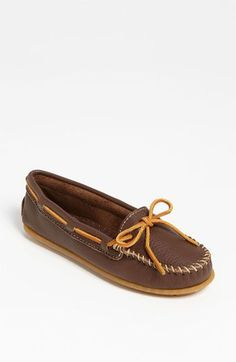 Minnetonka Boat Moccasin | Nordstrom  //shoes