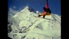 Craig Kelly in 'Board With The World' - 1990 | Transworld Snowboarding