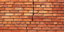 Today we?re going to show you how to make brick mortar repairs. We'll fix the crumbling mortar in this brick siding using a process called re-pointing Be Mortar Repair, Brick Repair, Brick Porch, Brick Fence, Diy House Projects, Easy Projects, How To Clean Brick, Brick Siding, Diy Home Repair