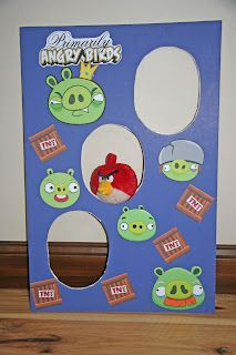 Singing time Mayhem: Primarily Angry Birds.....