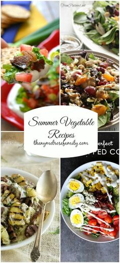 Summer Vegetable Rec