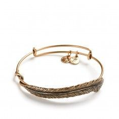 Plume Feather Wrap • Alex and Ani • Call to order • In-store pickup • 541.386.3977  #hoodriver