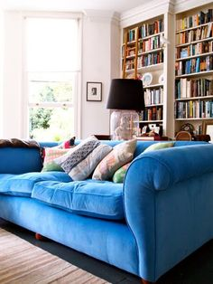 1000 Images About Couches On Pinterest Blue