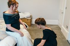#wool #tweed #cashmere #weddingdress #scottishwedding #fishtailweddingdress Photos by http://www.zoecampbellphotography.com/