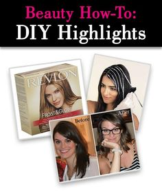 Beauty How-To: DIY Highlights post image