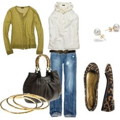 Saturday brunch outfit casual sweaters Ideas for 2019 Leopard Print Flats, Leopard Shoes, Cheetah, Brunch Outfit, Cute Fall Outfits, Casual Outfits, Jean Outfits, Autumn Winter Fashion, Winter Wear
