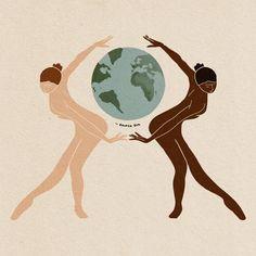 Black Lives Matter Art, Poster Prints, Illustration, Drawings, Art Collage Wall, Art, Feminist Art, Protest Art, Prints