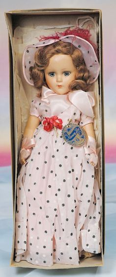 """~ Composition """"Nancy Lee"""" Doll By Arranbee ~"""