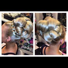 Prom Hair hits Peaches! – Peaches & Cream - Liverpool Makeup Artists - Wedding Makeup