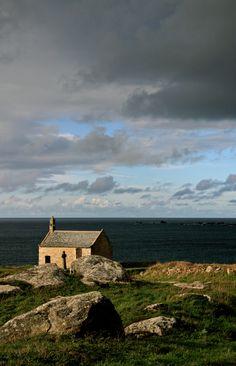 Chapelle Saint-Samson - Landunvez, Finistère (France) – Crédit Photo : Régis Cariou