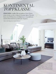 Inspiration and happiness since 2004 Living Room Interior, Home Living Room, Living Spaces, Riad Marrakech, Interior Architecture, Interior Design, Elle Decor, Interior Inspiration, Sweet Home